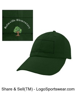 Balmville Unstructured Cap Design Zoom