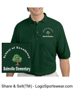 School of Excellence Balmville Polo - Adult Design Zoom