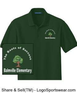 Balmville Polo - Youth Design Zoom