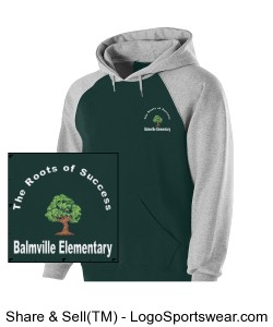 Balmville Youth Hoodie Design Zoom